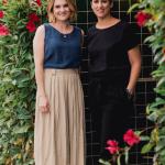 Julie Tremblay-Potvin et Marie-Andrée Mackrous